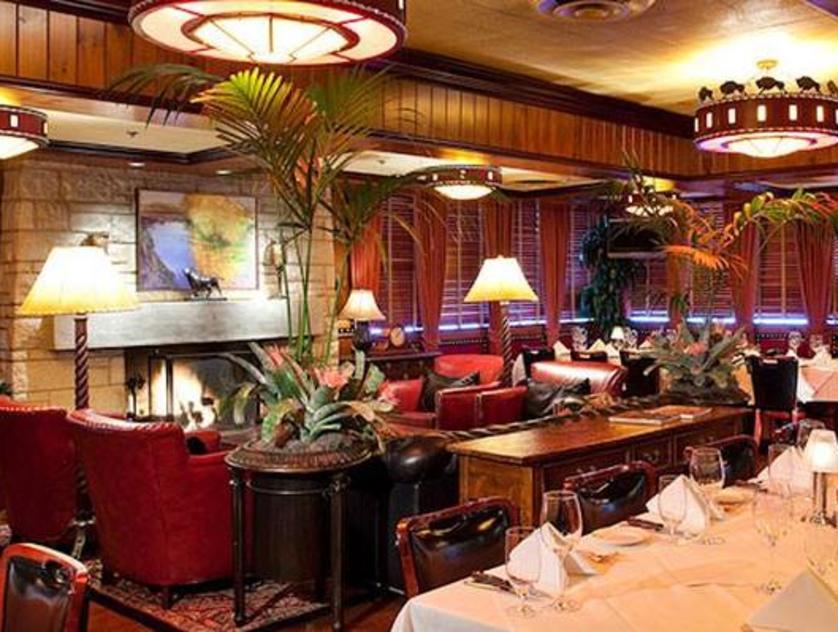 Pappas Bros Steakhouse Downtown Restaurants In Houston