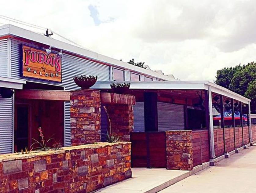 Fuego's Saloon