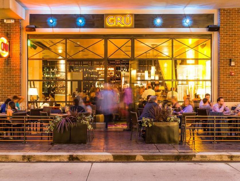 Cru Food and Wine Bar