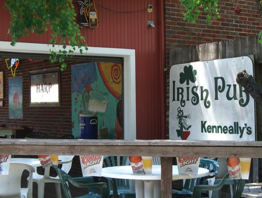 kenneally's irish pub