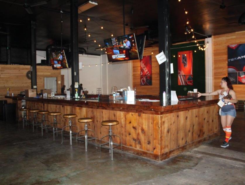 HTX Fan Tavern
