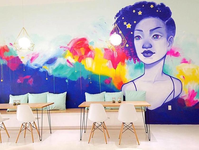 Honey Art Cafe