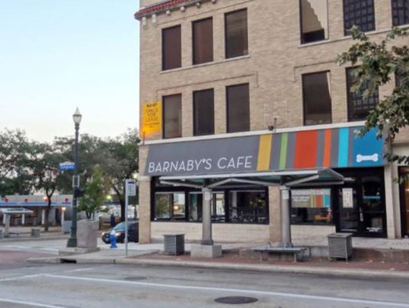 barnabys downtown