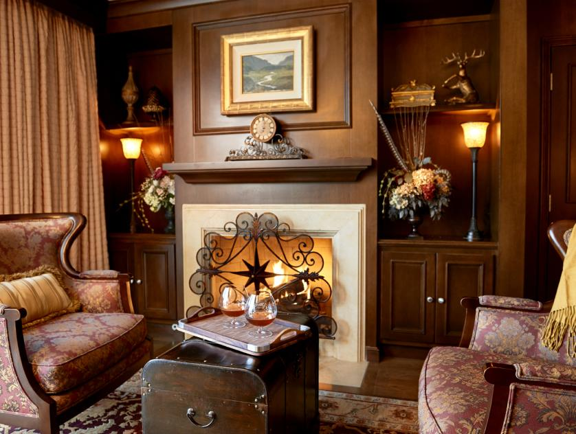 Capital Suite Fireplace