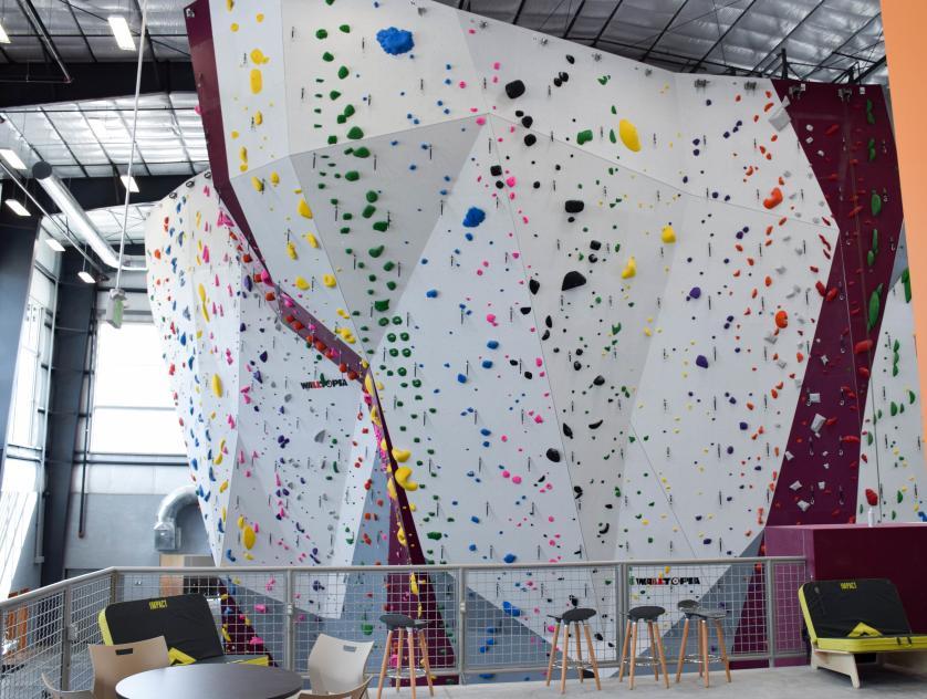 Momentum Climbing Katy