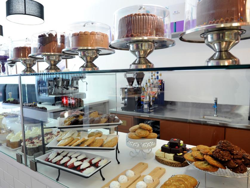 Dessert Gallery Bakery & Cafe Restaurants in Houston, TX 77098