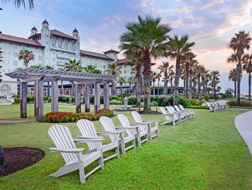 Hotel Galvez - Wyndham Grand Hotel