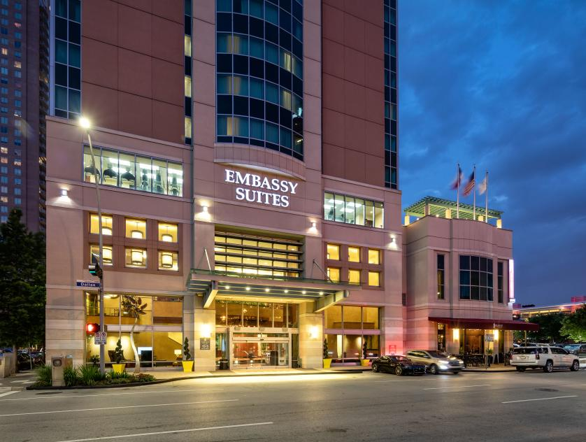 Embassy Suites Houston - Downtown