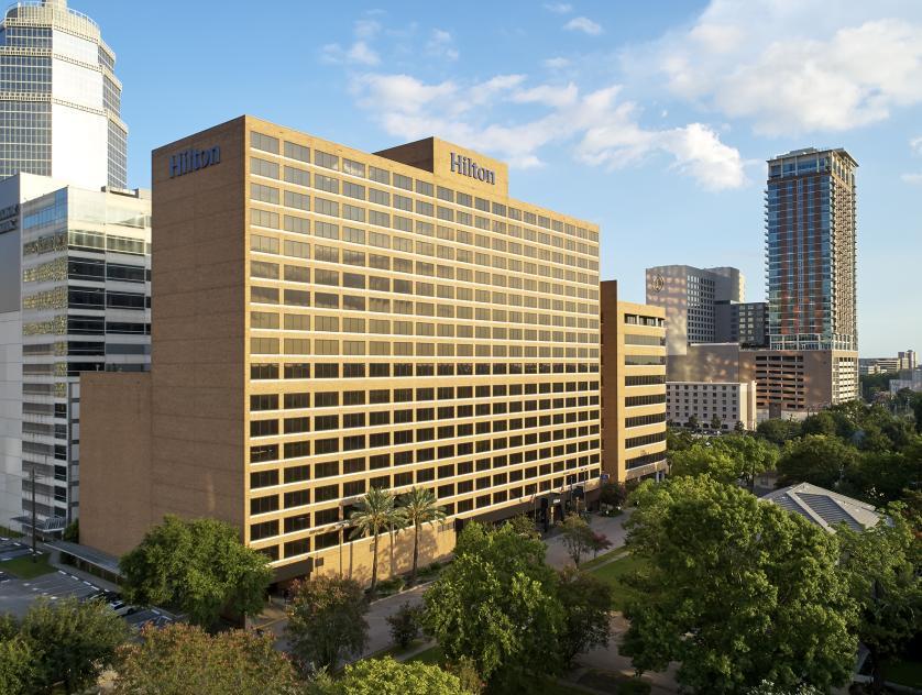 Hilton Houston Plaza