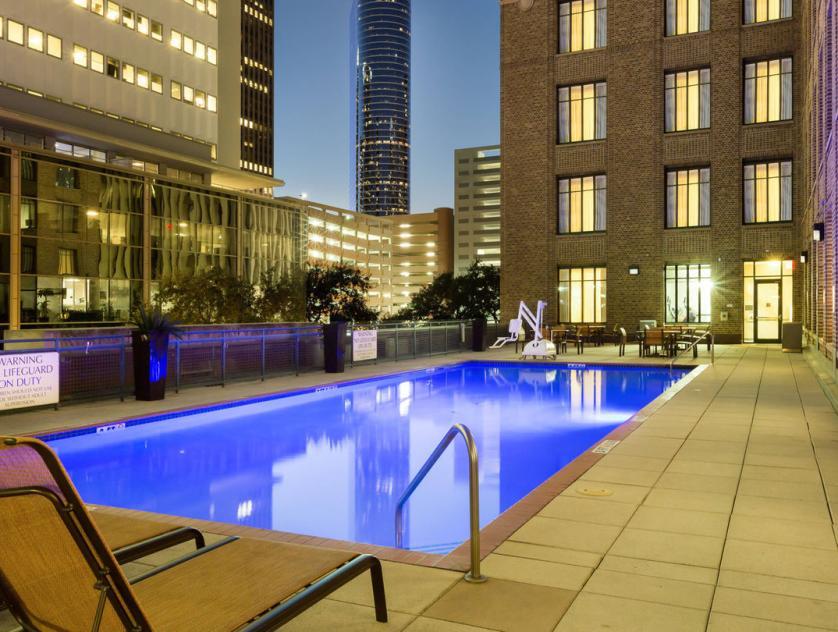 Residence Inn Houston Downtown
