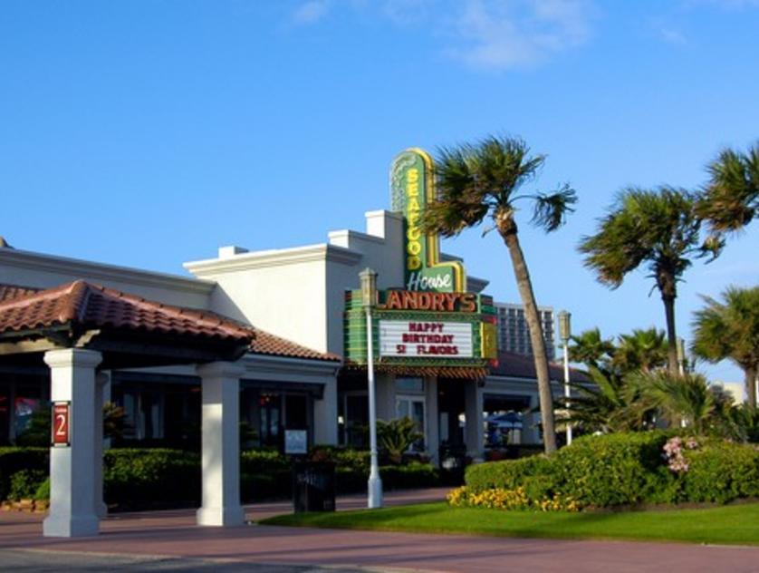 Landry's Galveston