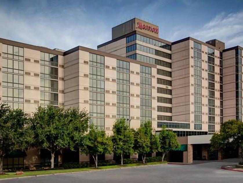 Houston Marriott North 1