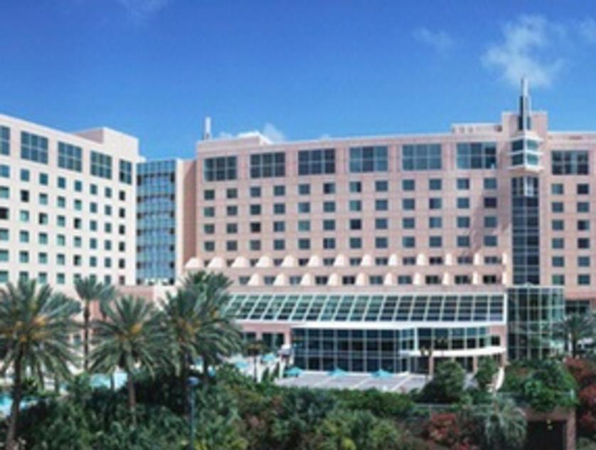Moody Gardens Hotel