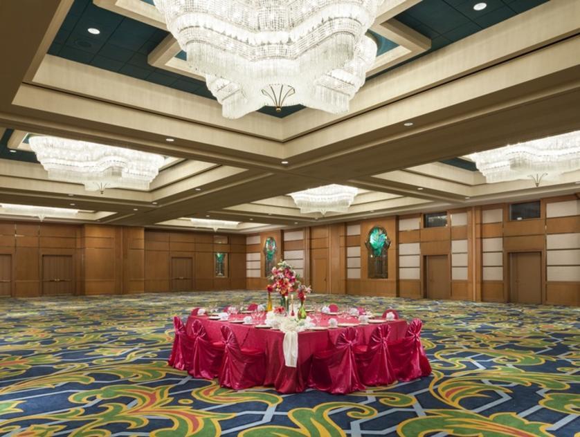 Moody Garden Ballroom