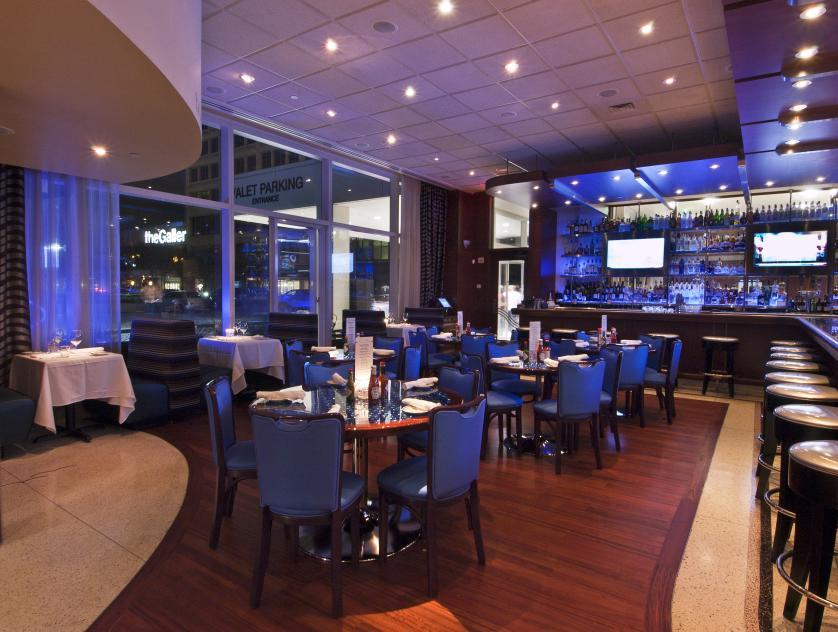 Oceanaire seafood room