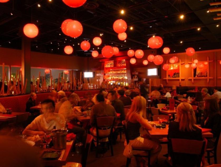 de hook up Ra sushi is aansluiting cultuur slecht