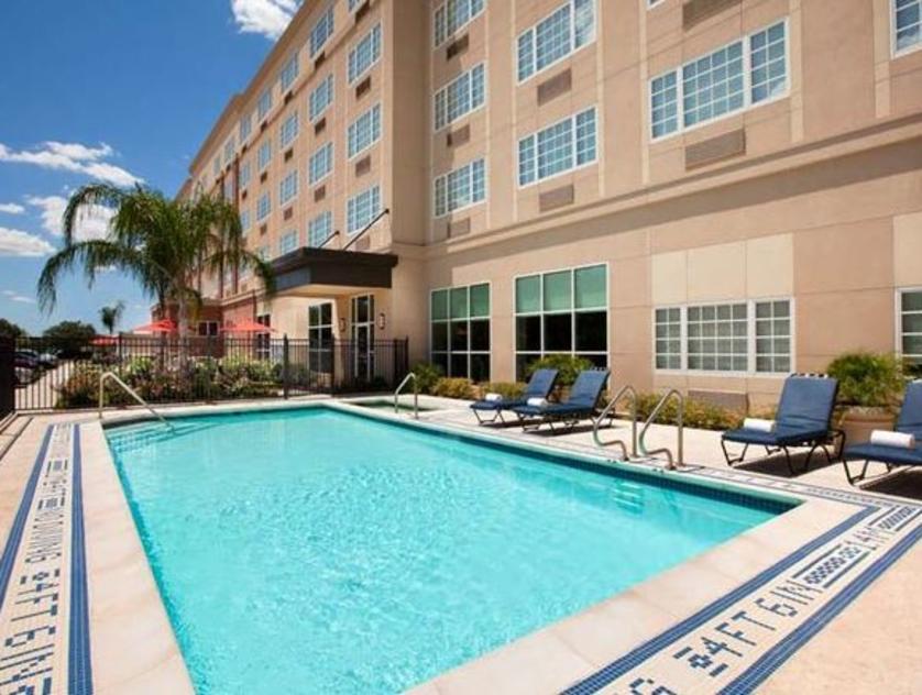 Sheraton Houston West Pool