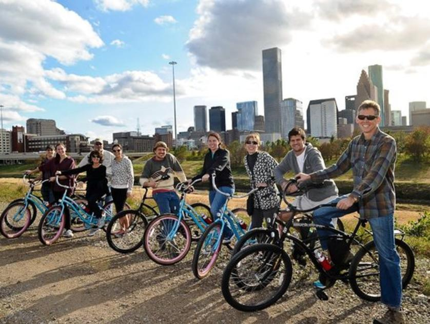 bayou city bike tour 2