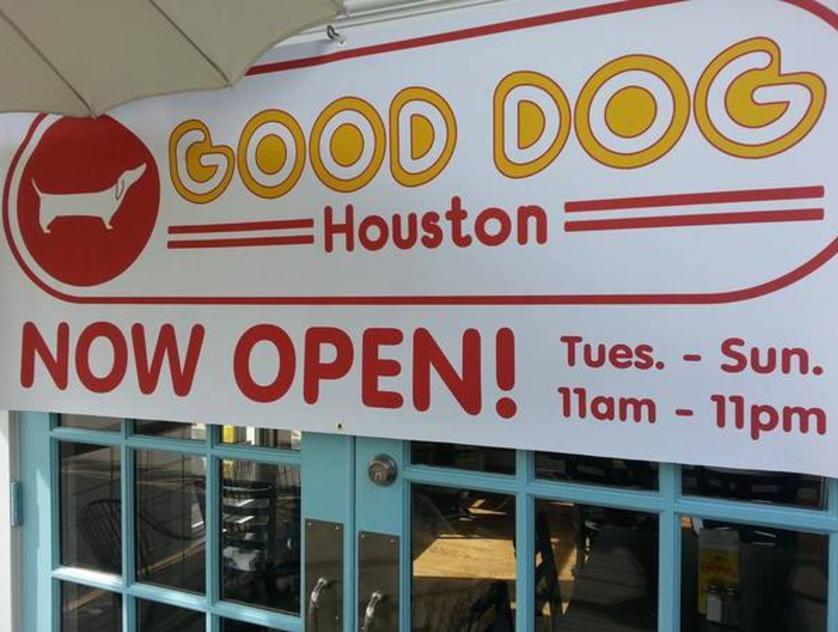 Good Dog Houston