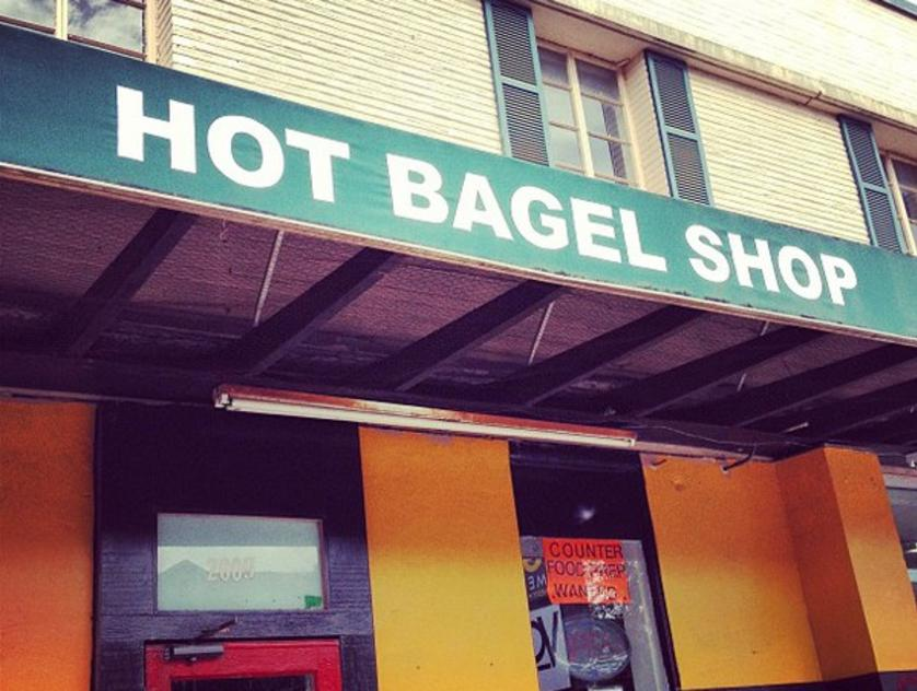 hot bagel 2