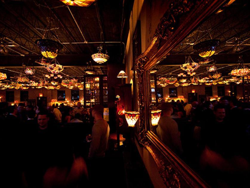 Nouveau Antique Art Bar