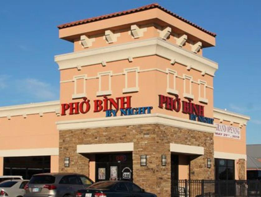 Pho Binh by Night