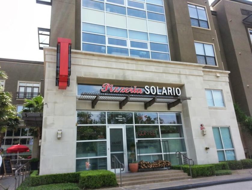 pizzeria solario