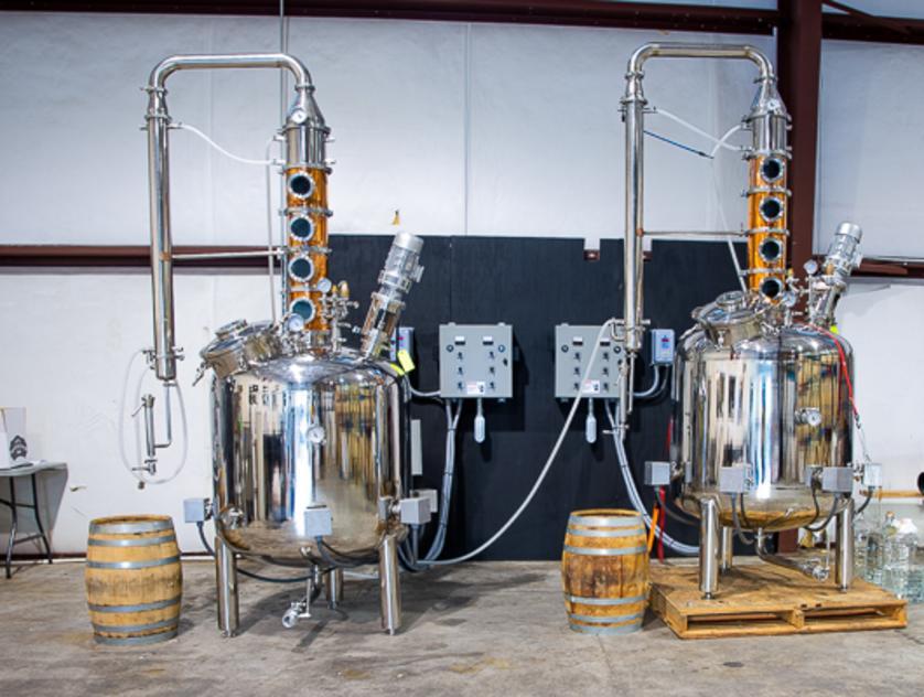 Whitmeyer's Distillery