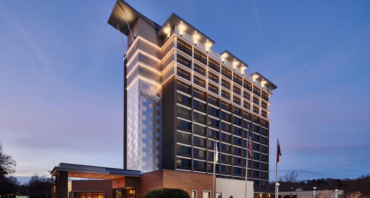 Doubletree Hilton Crabtree