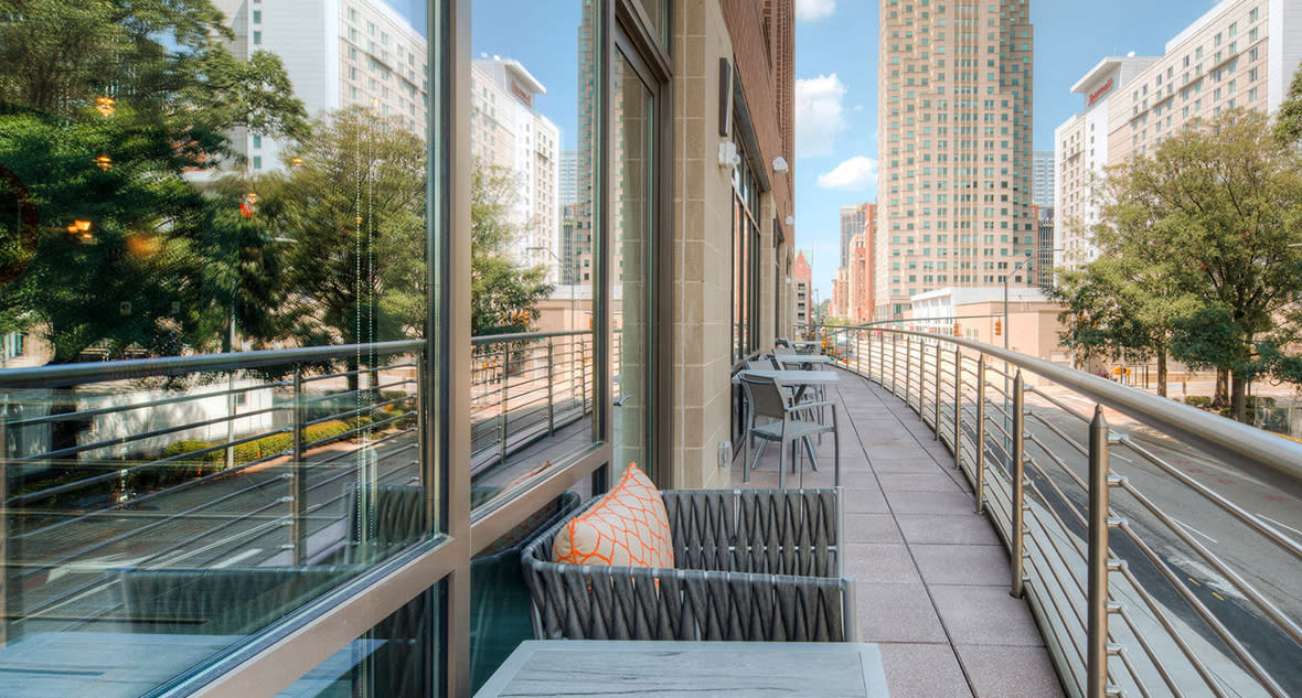 Residence Inn Raleigh Downtown