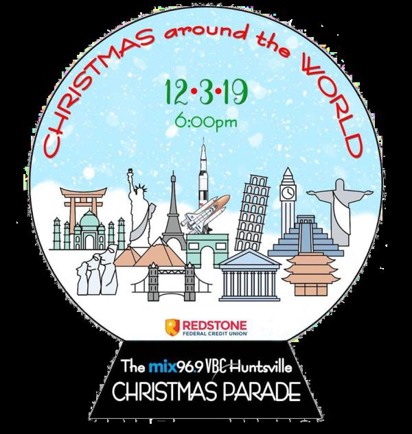 Graphic for Christmas Parade 2019