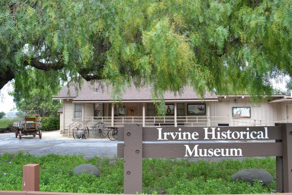 Irvine Historical Museum