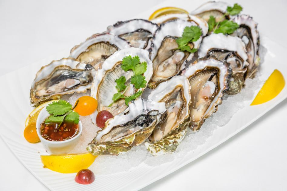 Bistango Oysters