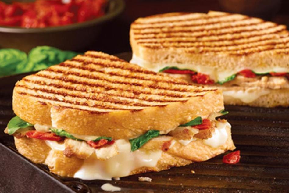 corner bakery sandwich