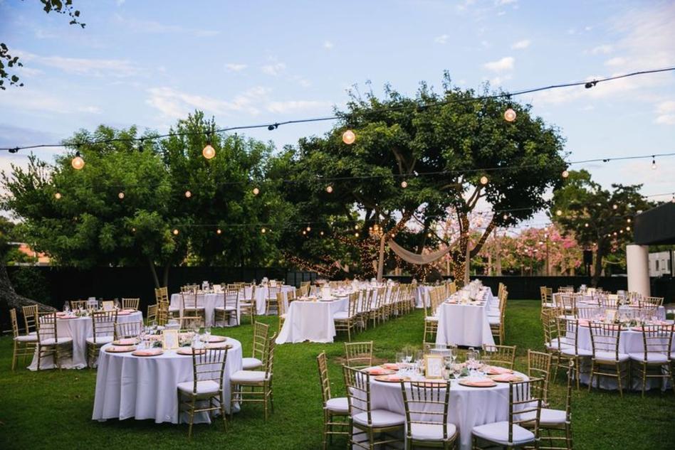 Eureka Building wedding