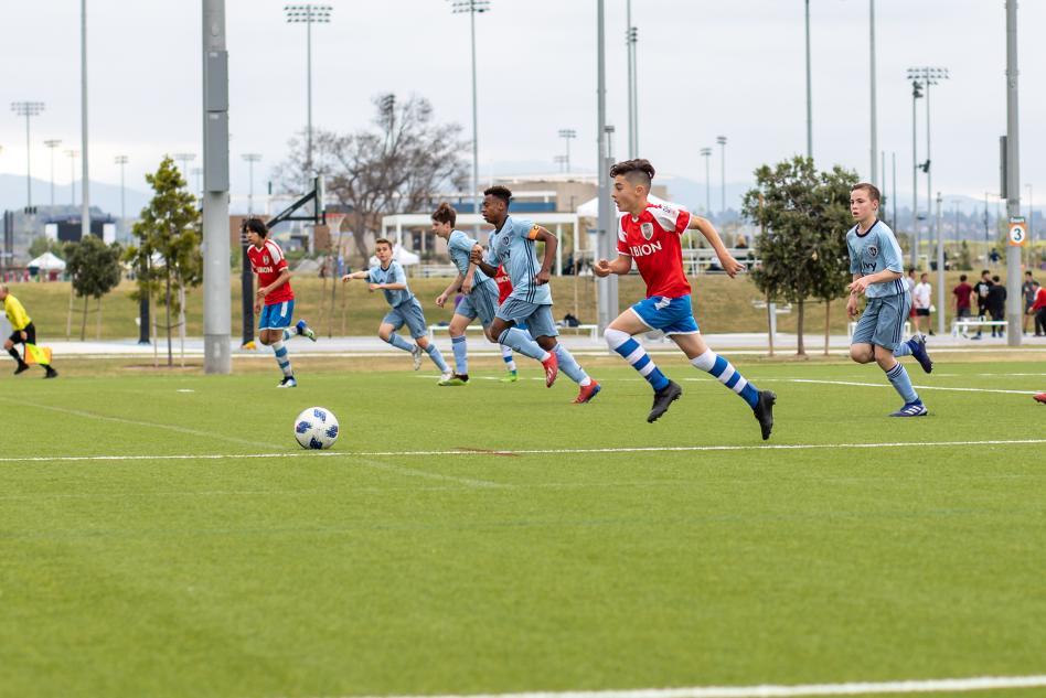 OC Great Park Soccer