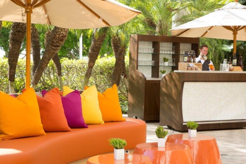 hotel Irvine terrace