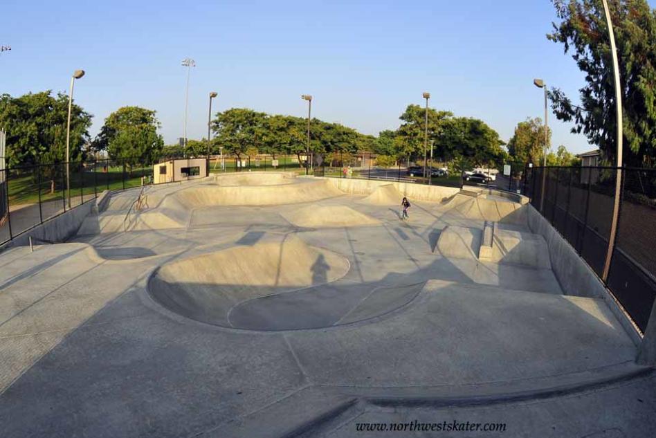 Harvard Skate Park