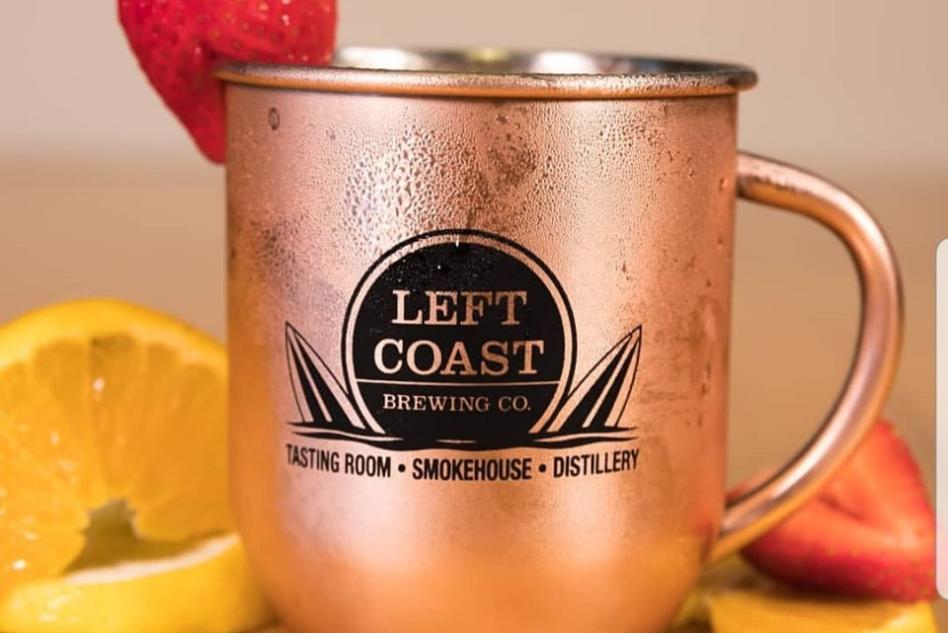 Left Coast Brewing