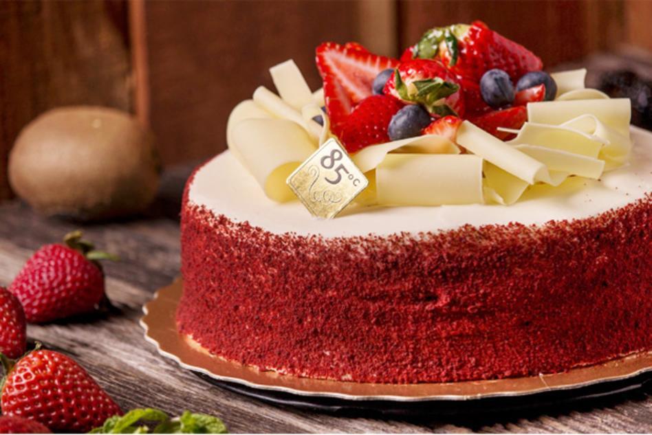 85 C Cake