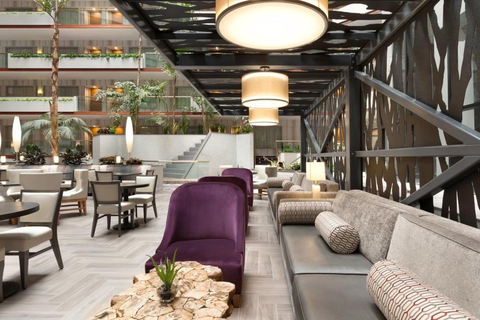 Embassy Suites Atrium 2