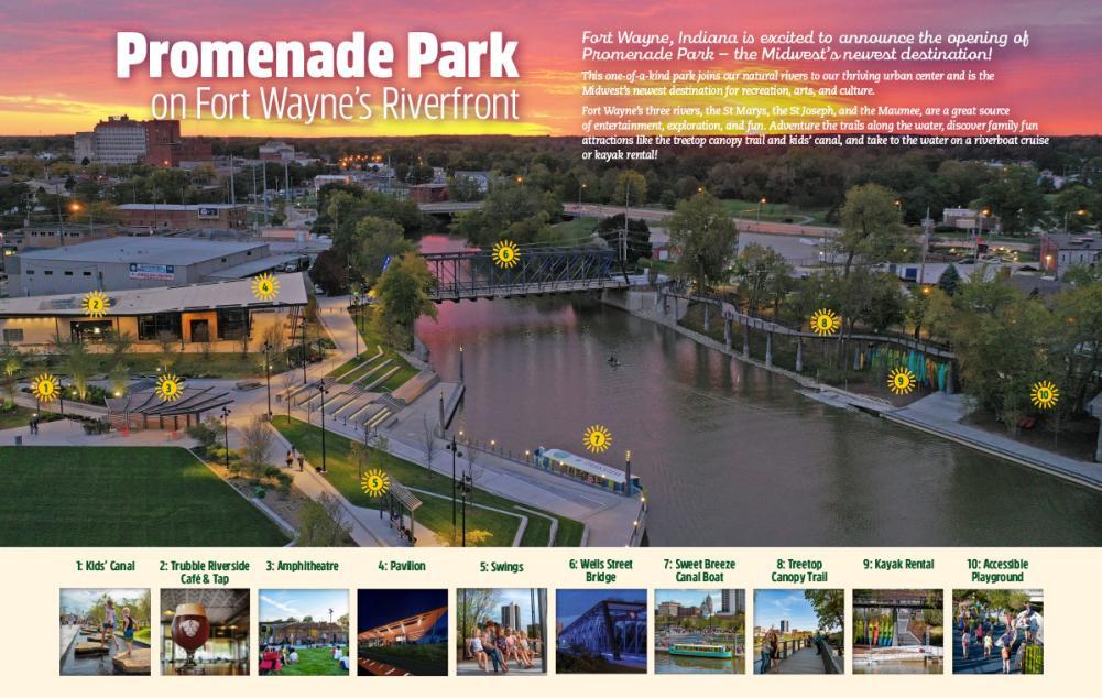 Promenade Park Overview