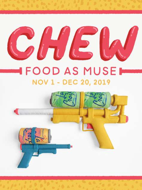 CHEW: Food as Muse