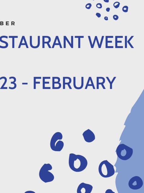 Guilderland Chamber Winter Restaurant Week