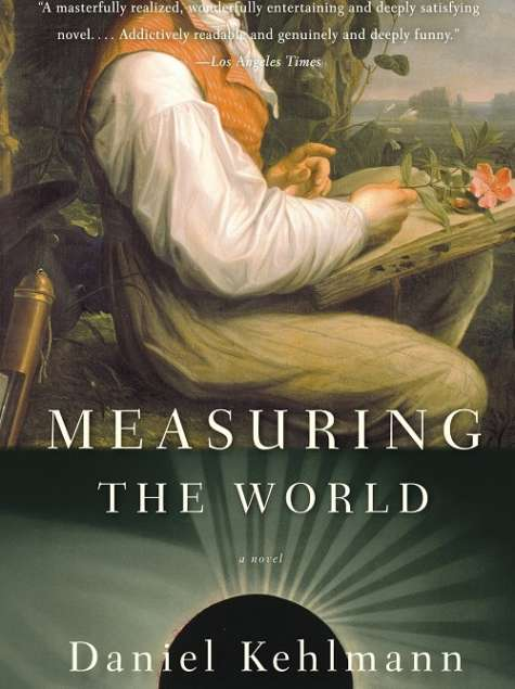 Friends of the APL Book Review - Measuring the World