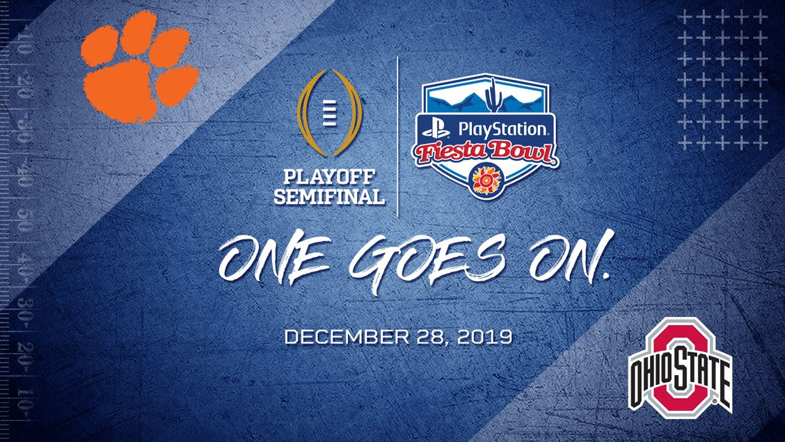 Fiesta Bowl Dec. 2019