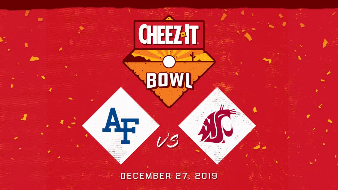 Cheez-It Bowl December 2019
