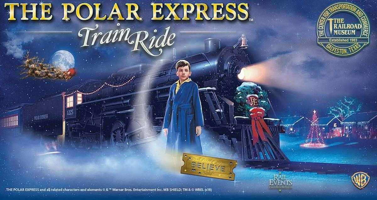 Polar Express Galveston