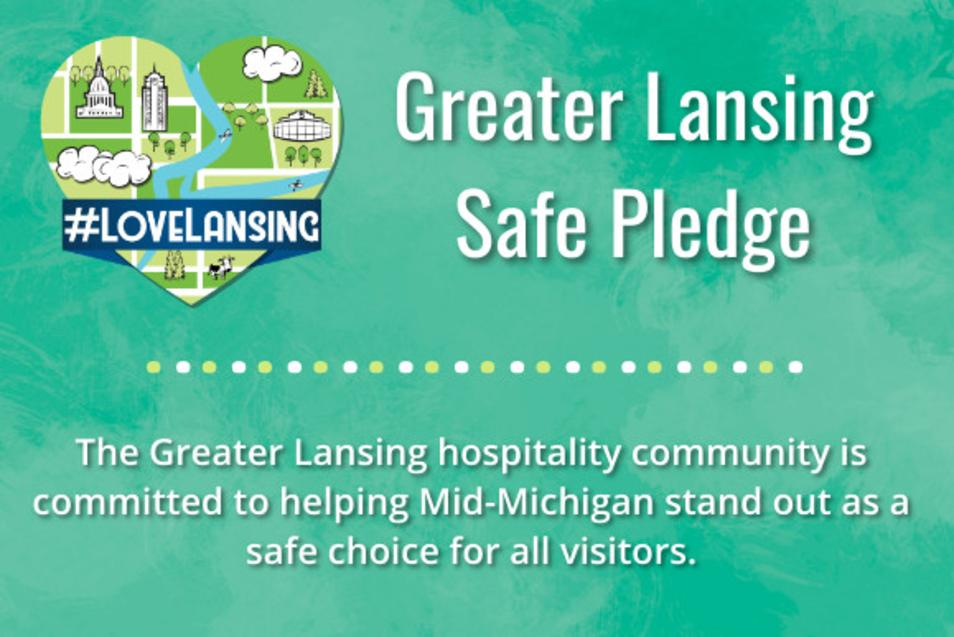 Safe Pledge For Visitors