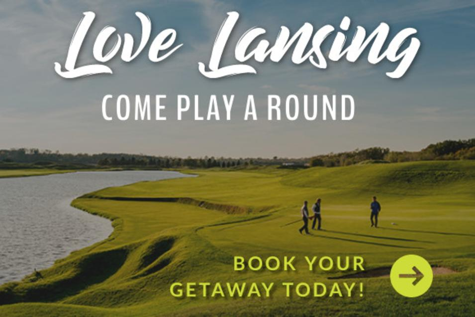 Love Lansing Golf Ad 2020